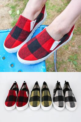<b>检查块鞋</b>