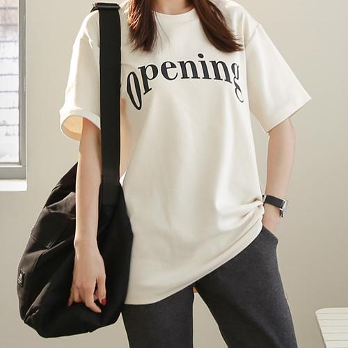 <b>关单位桃色短袖T恤</b>