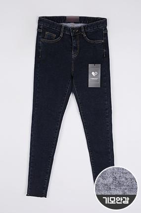 <b>[样品出售]黑木加绒紧身裤[338]</b>