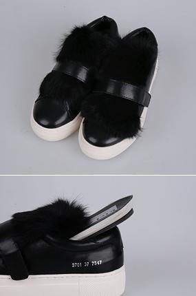 <b>[样品出售] heroseu皮毛鞋</b>