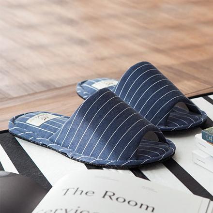 <b>[natural365]在休眠室内鞋(深蓝色)</b>