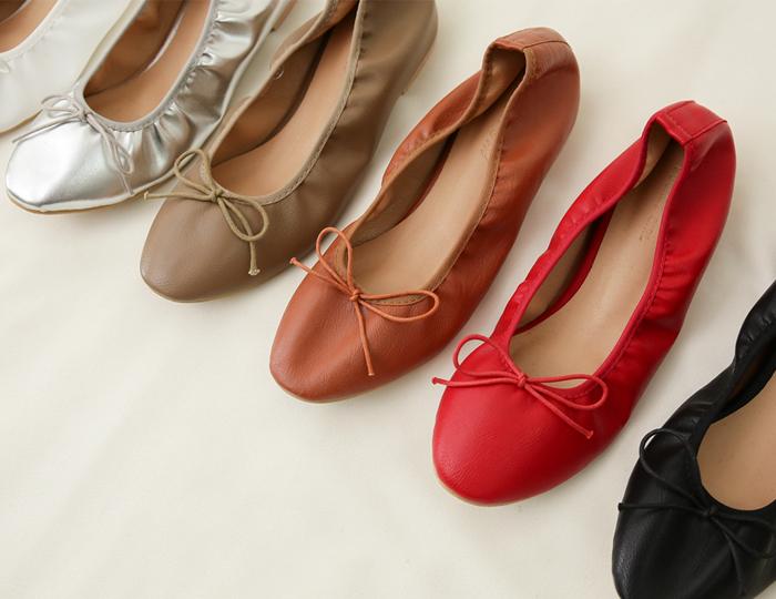<b>Wendy蝴蝶结平底鞋</b>