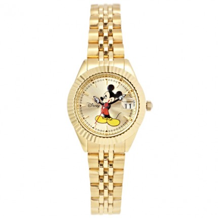 <b>Mickey Gold Metal-手表</b>