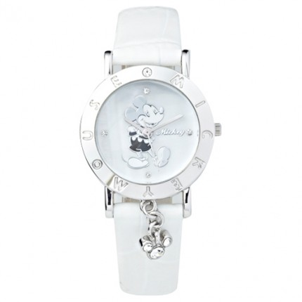 <b>Little Mickey White Leather-手表</b>