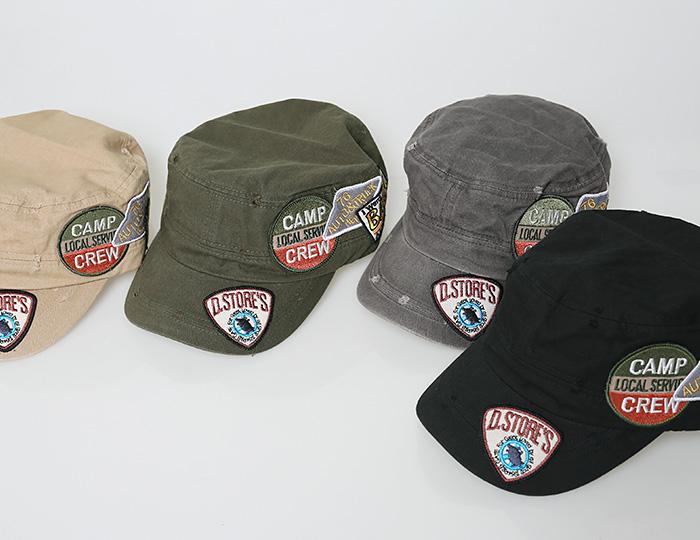 <b>Roody Patch Uniform Cap-cap</b>