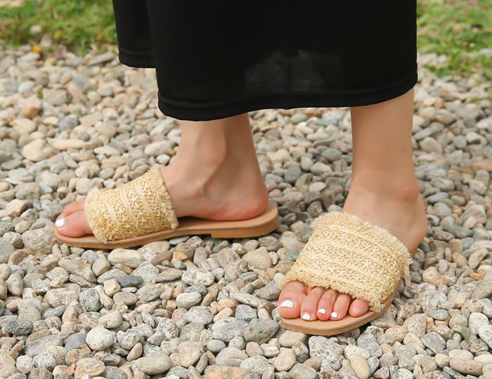 <b>草编冬青鞋(1.5cm)</b>