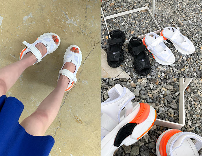 <b>Lena增高积鞋鞋(4cm)</b>