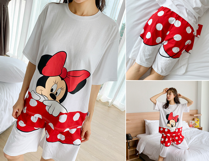 <b>[SET] Mini Mouse Home运动套装</b>